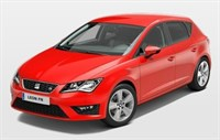 Used SEAT Leon TDi FR 184PS (Tech Pack) 5D