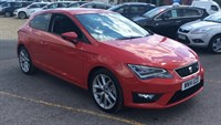 Used SEAT Leon TSI FR (Tech Pack) 3Dr