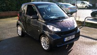 Used Smart Car Fortwo Passion mhd 2dr Softouch Auto