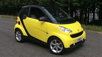 Used Smart Car Fortwo Pulse 2dr Auto