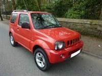 Used Suzuki Jimny VVT JLX 3dr