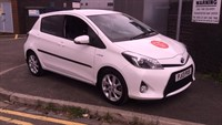 Used Toyota Yaris VVT-i T Spirit 5dr
