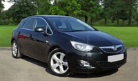 Used Vauxhall Astra CDTi 16V SRi (165) 5dr