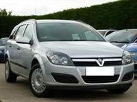 Used Vauxhall Astra 1.8i VVT Life 5dr Auto (AC)