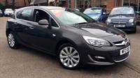 Used Vauxhall Astra 1.6i 16V Elite 5dr