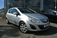 Used Vauxhall Corsa 1.3 EXCLUSIV AC S-A