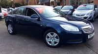 Used Vauxhall Insignia CDTi Exclusiv (160) 5dr