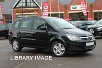 Used Vauxhall Zafira 1.8i Design 5dr Easytronic