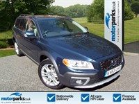 Used Volvo XC70 XC70 D5 AWD SE LUX GEARTRONIC