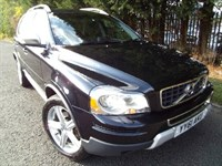 Used Volvo XC90 D5 (200) R DESIGN 5dr Gear