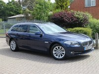 Used BMW 520d 5 Series SE 5dr Step Auto (Start S
