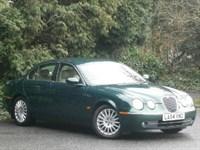 Used Jaguar S-Type 2.7d V6 SE 4dr Auto with Nav a