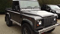 Used Land Rover Defender 90 Bowler Pick Up