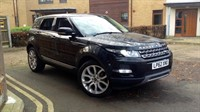 Used Land Rover Range Rover Evoque SD4 Pure 5dr Auto