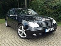 Used Mercedes C-Class C200K Elegance SE 4dr Auto