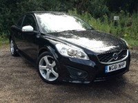 Used Volvo C30 R DESIGN 3dr