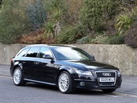 Used Audi A4 Avant Avant TDi S Line FINANCE AVAILABLE + NICE EXAMPLE