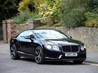 Used Bentley Continental GT GT V8 CARBON FIBRE PACK + MULLINER SPEC