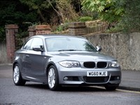 Used BMW 123d 1 Series M-Sport FINANCE PACKAGES AVAILABLE