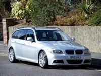 Used BMW 318d 3 Series M Sport Business Edition SAT NAV + BLUETOOTH