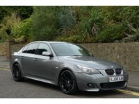 Used BMW 525d 5 Series M Sport FULL HISTORY + NICE EXAMPLE