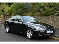 Used BMW 525d 5 Series SE Business Edition ONE OWNER+ULTRA LOW MILES