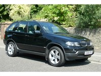 Used BMW X5 D Sport SAT NAV + SUNROOF