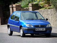 Used Citroen Saxo Forte 3dr GOOD CONDITION + DRIVES WELL