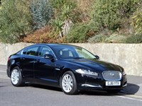 Used Jaguar XF D Luxury ONE OWNER + BIG SPEC
