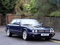 Used Jaguar XJR R V8 Supercharged FULL HISTORY + NICE EXAMPLE