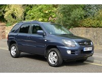 Used Kia Sportage Xe Crdi 5dr FULL HISTORY + FINANCE AVAILABLE