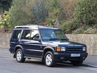 Used Land Rover Discovery TD5 GS 7 SEATER + GOOD CONDITION