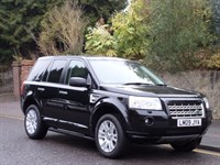 Used Land Rover Freelander TD4 Hse TOP OF THE RANGE SPEC