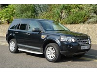 Used Land Rover Freelander TD4 Xs LOW MILEAGE + BIG SPEC