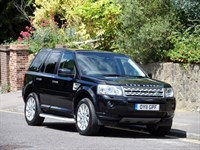 Used Land Rover Freelander Sd4 Hse TOP OF THE RANGE SPEC
