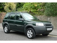 Used Land Rover Freelander TD4 ES Station Wagon GOOD CONDITION + DRIVES WELL