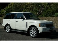 Used Land Rover Range Rover V8 Supercharged Vogue SE REAR T.V'S+SIDE STEPS