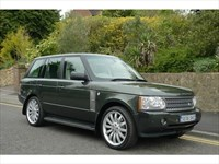 Used Land Rover Range Rover V8 Vogue SE AUTOBIOGRAPHY SPEC+REAR T.V'S