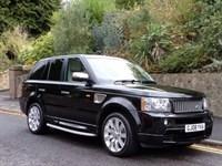 Used Land Rover Range Rover Sport Tdv8 Sport Hst ONE OWNER + STUNNING EXAMPLE
