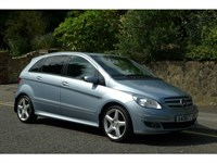 Used Mercedes B200 B Class Turbo DESIGNO INTERIOR + 193BHP