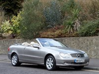 Used Mercedes CLK200 CLK Kompressor Elegance SAT NAV + HEATED SEATS