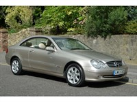 Used Mercedes CLK270 CDI CLK Elegance FULL HISTORY + ONLY 2 OWNERS