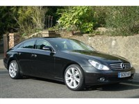 Used Mercedes CLS320 CDI CLS Class SAT NAV+PHONE+HEATED LEATHER