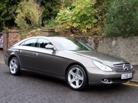 Used Mercedes CLS320 CDI CLS Class ?7,000 WORTH OF EXTRAS