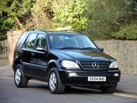 Used Mercedes ML270 ML Cdi FULL HISTORY + LONG MOT
