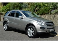 Used Mercedes ML320 ML Cdi SE SAT NAV + HEATED SEATS PHONE