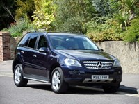 Used Mercedes ML320 ML Cdi Sport SAT NAV + FULL HISTORY