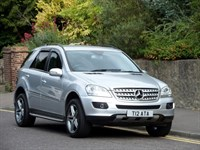 Used Mercedes ML320 ML SPORT- BIG SPEC + FINANCE AVAILABLE