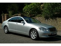 Used Mercedes S320 S Class L Cdi PANORAMIC SUNROOF + SOFT CLOSE DOORS