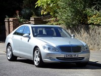 Used Mercedes S500 S Class ?12,000 WORTH OF EXTRAS + LIST PRICE ?80,000